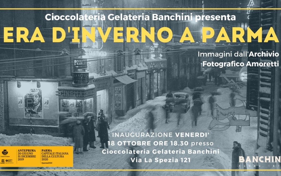 Era d'inverno a Parma – Foto di Parma da ricordare e regalare