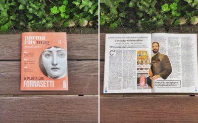 Parma City Mag su di noi.